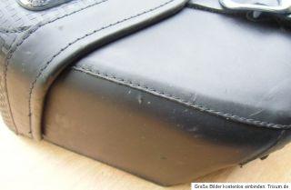 Leder Satteltaschen SeitenTaschen Taschen Harley Davidson Road King