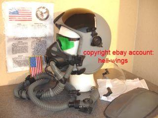 NAVY SEAL KSK Pilotenhelm Jethelm USAF USMC US Navy hgu gentex mbu