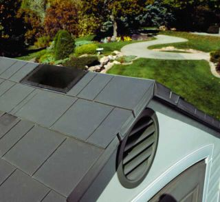 Gerätehaus Gartenhaus Lifetime SKY 2,13 x 2,13 m ~ NEU