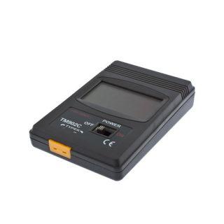 TM 902C Digital LCD screen K Type Thermometer Single Input