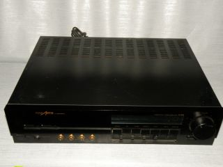 GRUNDIG FINE ARTS A 903 STEREO INTEGRATED AMPLIFIER