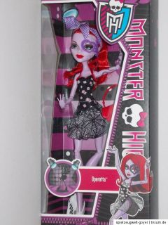 Monster High * Robecca Steam Operetta Lagoona Blue Howleen Wolf * NEU