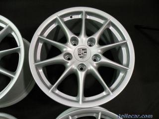 Porsche 911 996 Carrera 2 Felgen / Rims / Wheels 17
