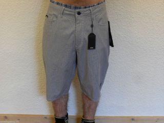 Etnies Männer Chino Short Mamosa Short White Gr 32 Kurze Hose