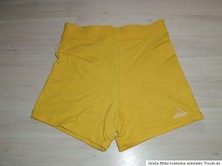 Adidas Hose Fitness Shorts Shortys Pantys Aerobic Radlerhose Damen