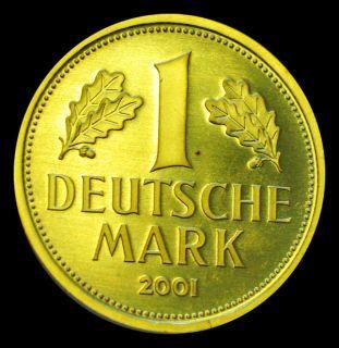 Alt Siegen1 DM Gold 2001 G Stgl. 2012 903 21