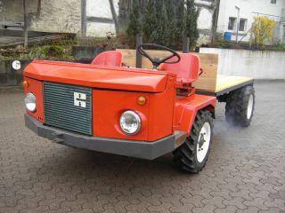 Bergtraktor Schlepper Transporter REFORM Muli 40 ALLRAD Diesel TUV NEU
