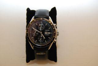 Zeppelin Herren Armbanduhr Black Line Automatic 7210 2