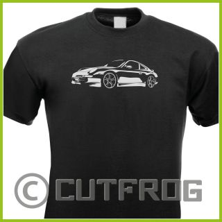 Design T Shirt Porsche Car Carrera 911 GT RC Auto Legende Racing Cup