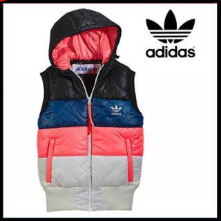 ADIDAS Colorado Vest black/blue/pink/white