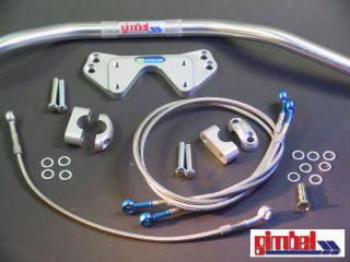 Superbike Lenker Umbau Kit Kawasaki GPZ 900   R ab 90