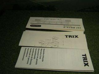 Minitrix 12755 N Elektrolok der DB Deutsches Krokodil BR 193 012 2 mit