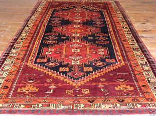 Orientteppich Perser Teppich Meschkin Läufer Nr. 924 (314 x 128) cm