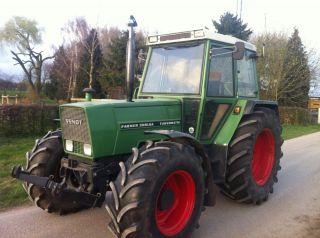 Fendt Farmer 308 LSA Bj.1990, FH FZ sehr guter Zust.