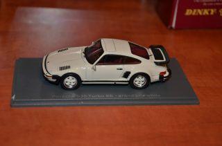 RARE  Porsche 930 Turbo SE Grant Prix NEO 43274 1/43 Lim 30/300