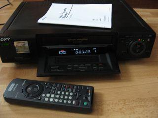 TOP SONY SLV E930 VHS HQ Videorecorder Hochwertige sehr gute Technik