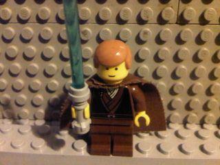 Lego Star Wars ANAKIN SKYWALKER PADAWAN Minifigure