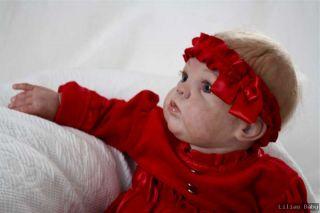 reborn Reallife Baby*Cuddles v. Donna Rubert*brandneu