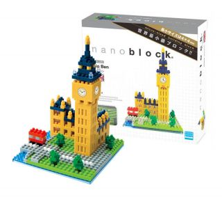 Kawada NBH 029 nanoblock London Big Ben