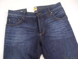 NEU   HUGO BOSS ORANGE 24 DAWN Jeans 33/34 Hose wash HB 50196488