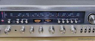 Kenwood KR 9400 Stereo Receiver KR 9400 TOP