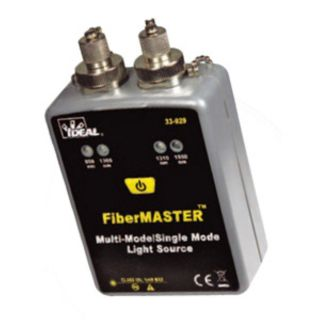 Ideal 33 929 FiberMASTER Multi Mode/Single Mode Light Source