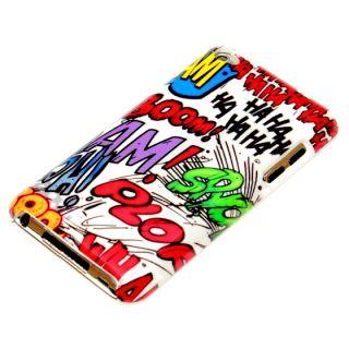 iPod Touch 4G Hülle Case Schutzhülle Hard Cover Tasche Bumper Schale