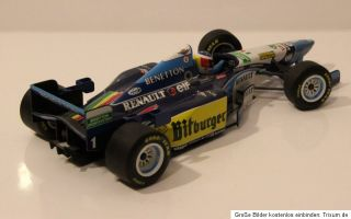 Minichamps Benetton B 195 Michael Schumacher 118
