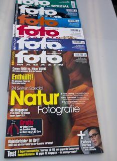 Foto Magazin, kompletter Jahrgang 2011, 12 Hefte, Januar Dezember