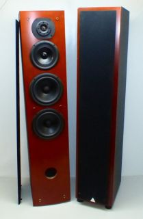 XS 3 wege High End Speakers Lautsprecher 120/250Watt (966)