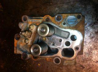 Motor Zylinderkopf D 926 Bagger Raupe Radlader L 574 944