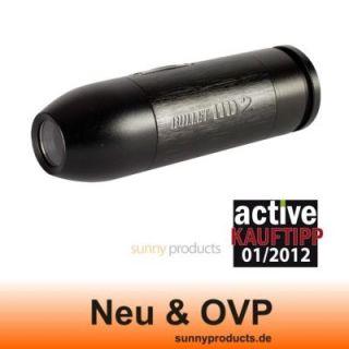 Rollei Bullet HD 2 Neu wasserdichte Actioncam Camcorder