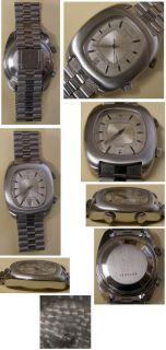 Jaeger  Lecoultre Memovox Alarm wrist watch