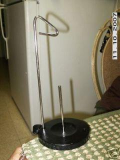 Single Cone THREAD Spool STAND Sewing Machine