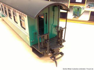 Newqida Spur G North Pole Express Personenwagen passt zu PIKO und LGB