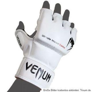 Venum Gloves MMA Handschuhe Impact Skintex Leder UFC Grappling Jiu