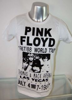 Shirt Stingray Pink Floyd World Tour 1987 / 1988 Las Vegas