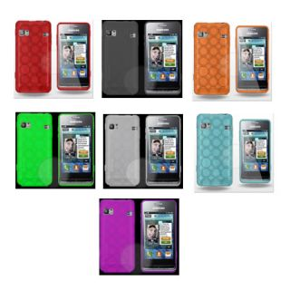 London Magic Store   HYDRO GEL CASE COVER FOR Samsung Wave 723 S7230