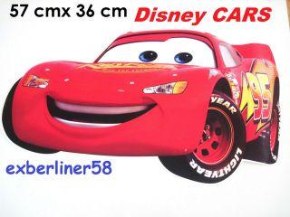 Disney Cars XXXL Sticker, Aufkleber,Wandbilder gr.57x36 NEU,NEU