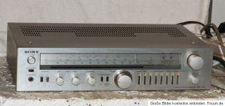 Sony STR 343L * Vintage HiFi Stereo RECEIVER Verstärker Tuner