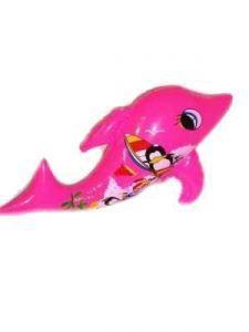 Delfin Delphin rosa 84cm Aufblasbares Spielzeug 4500