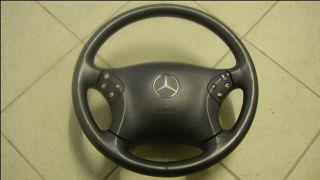 Mercedes Benz C Klasse W203 Lenkrad Lederlenkrad A2034600903