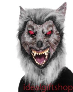 QUALITY HALLOWEEN MASKS UNISEX RUBBER FANCY DRESS COSTUME MENS LADIES