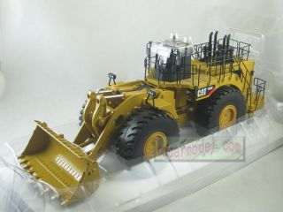 50 NORSCOT CATERPILLAR 994F WHEEL LOADER 55161 CAT Metal Die cast