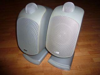 LM1 + High End Lautsprecher + Paar (2 Stück) + 2x100 Watt