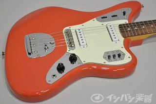 FENDER JAPAN 1966 Reissue JAGUAR JG66/Fiesta Red SHORT SCALE 316728606