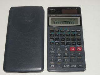 CASIO FX 991s 2 WAY POWER TASCHENRECHNER CALCULATOR