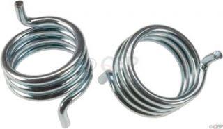 Dia Compe 990 & 992 Cantilever Brake Spring Anchor Side Silver Pair
