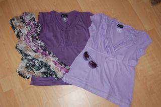 Sonnenbrille Gina Benotti Shirts Tunika + Schal Accessoire H&M