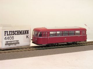 H0 4408 Schienenbus Beiwagen BR 995 039 5 DB, rot, Innenbel.KK  L78